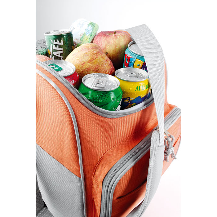 Сумка-холодильник, оранжевый