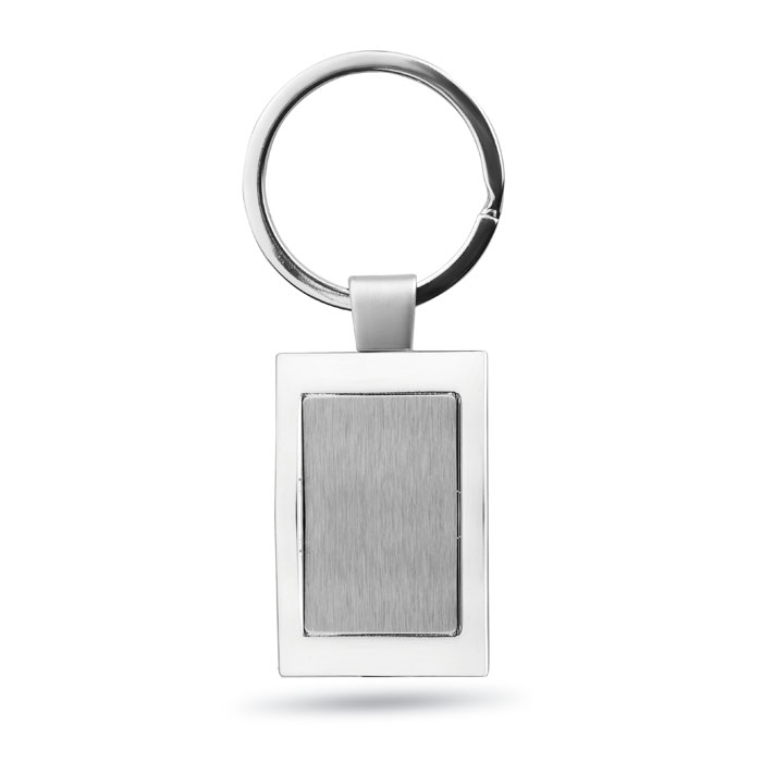 Брелок, серебряный