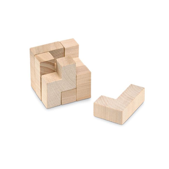 Паззл деревянный, древесный