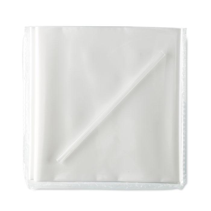 Палки надувные для болельщиков, белый