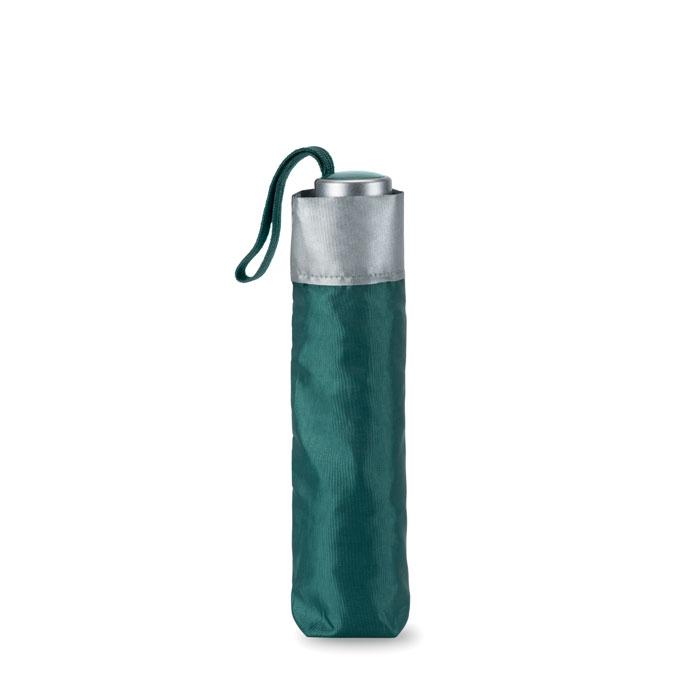 Зонт складной, зеленый-зеленый