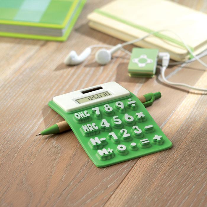 Калькулятор из силикона