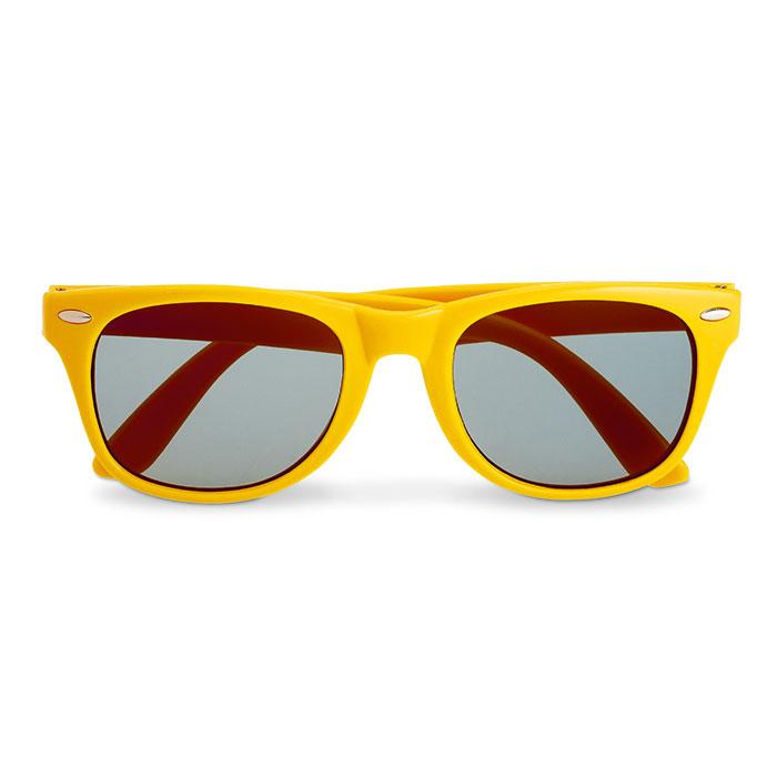 Очки солнцезащитные, желтый