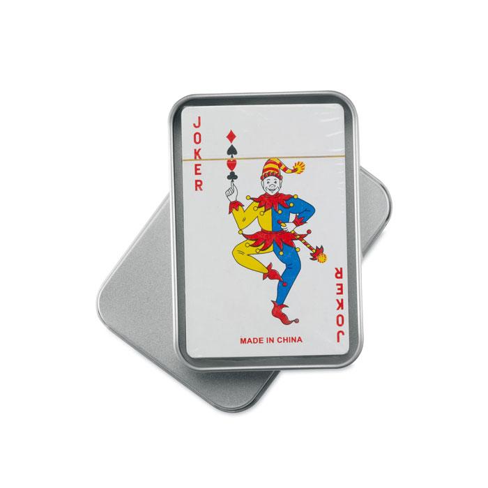 Игральные карты в коробочке