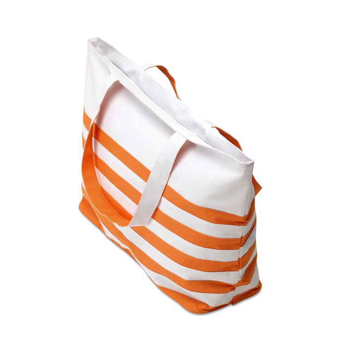 Сумка пляжная, оранжевый