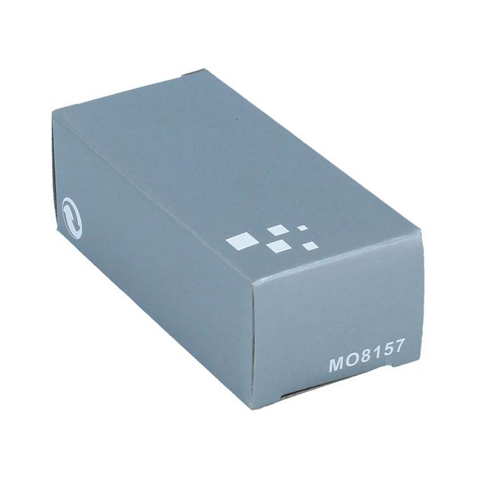 USB адаптер для автомобиля, красный