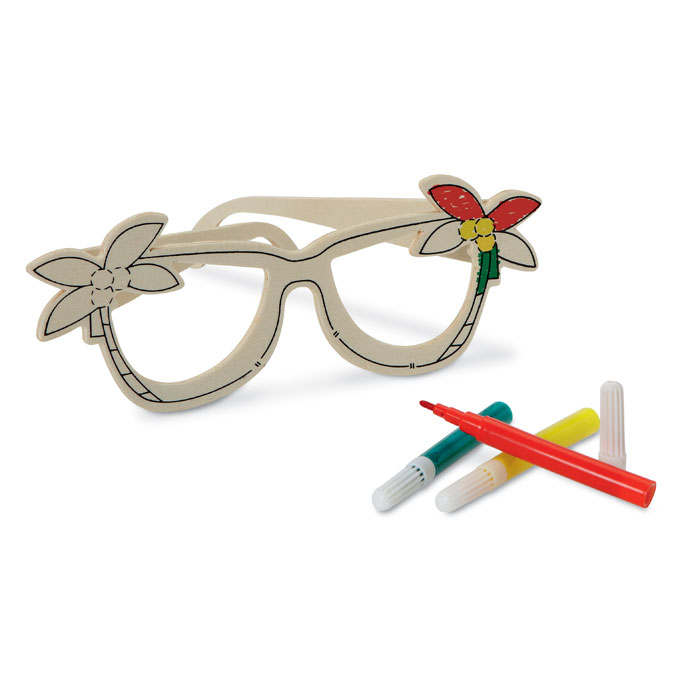 Очки для раскрашивания