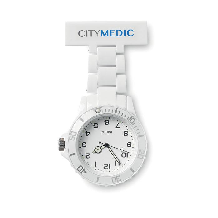 Часы медицинские, белый