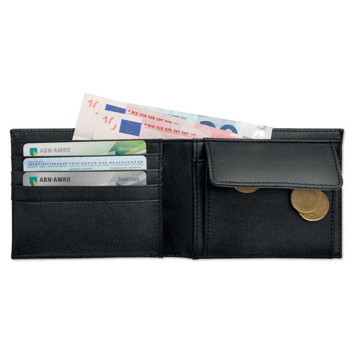 Бумажник, черный