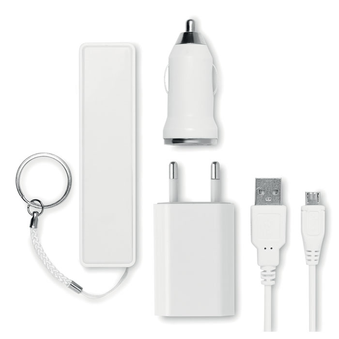 Набор для зарядки телефона