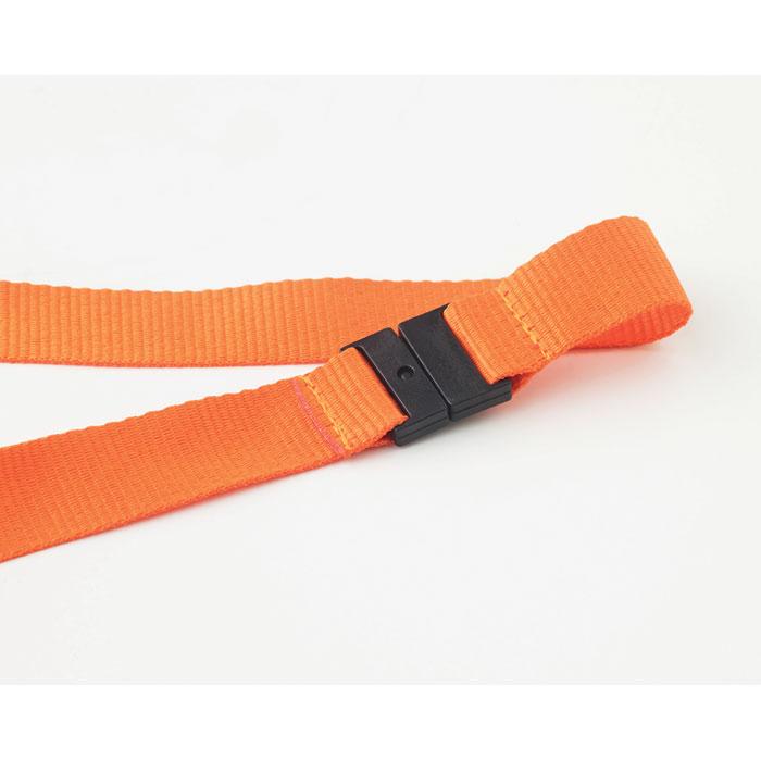 Ланьярд, оранжевый