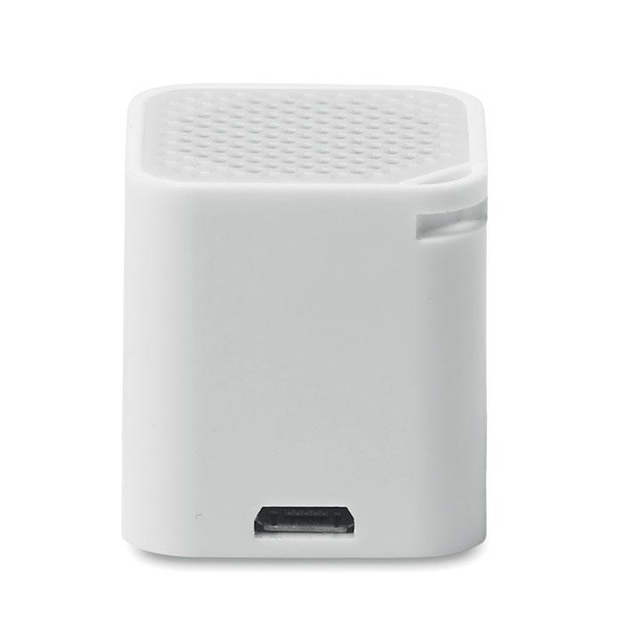 Bluetooth динамик, белый