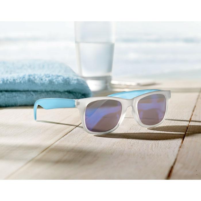 Очки солнцезащитные, синий