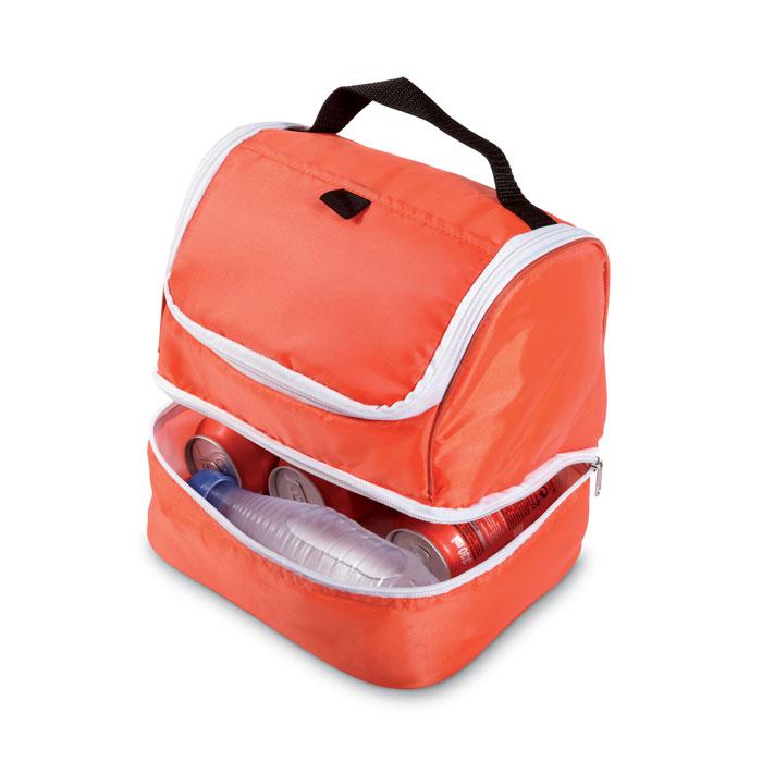 Сумка-кулер (термос), оранжевый