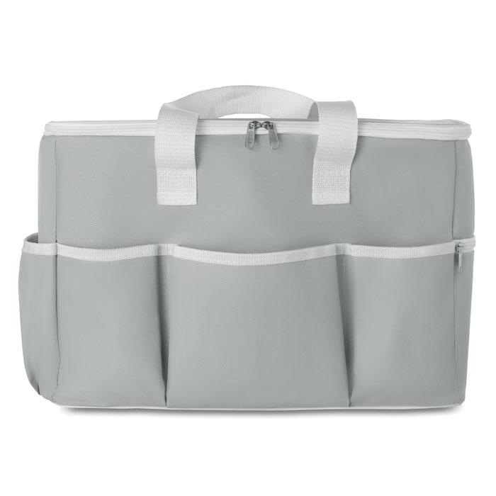 Сумка-кулер (термос), серый
