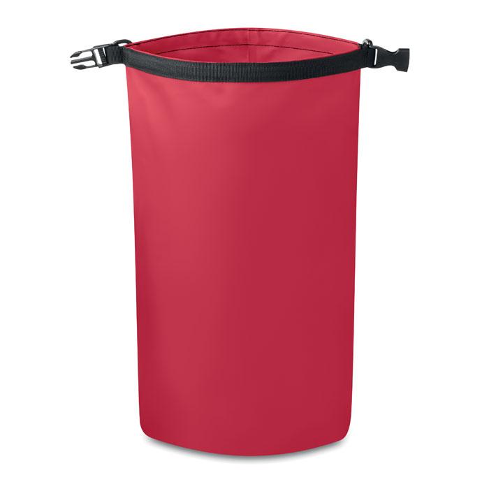 Сумка водонепроницаемая, красный
