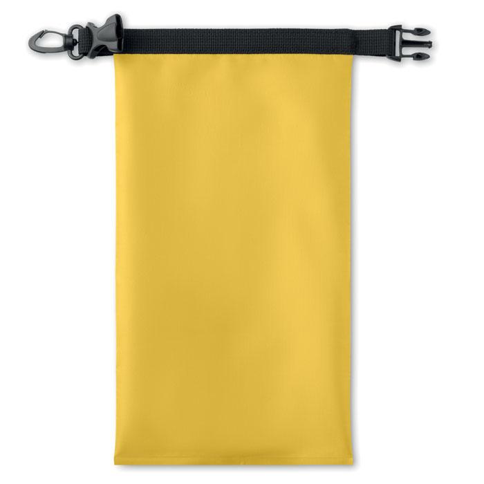 Сумка водоотталкивающая, желтый