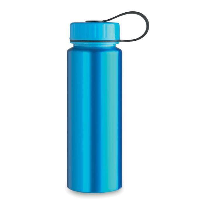 Бутылка, синий