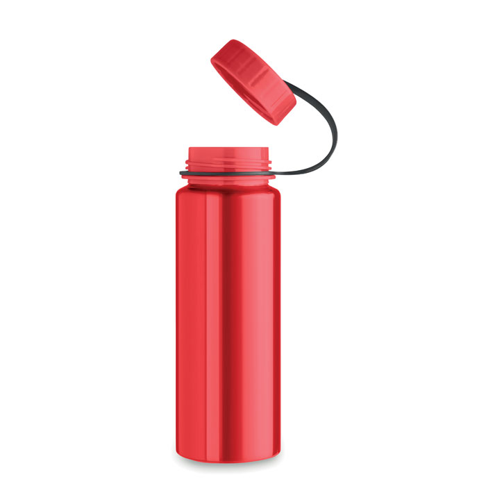 Бутылка, красный