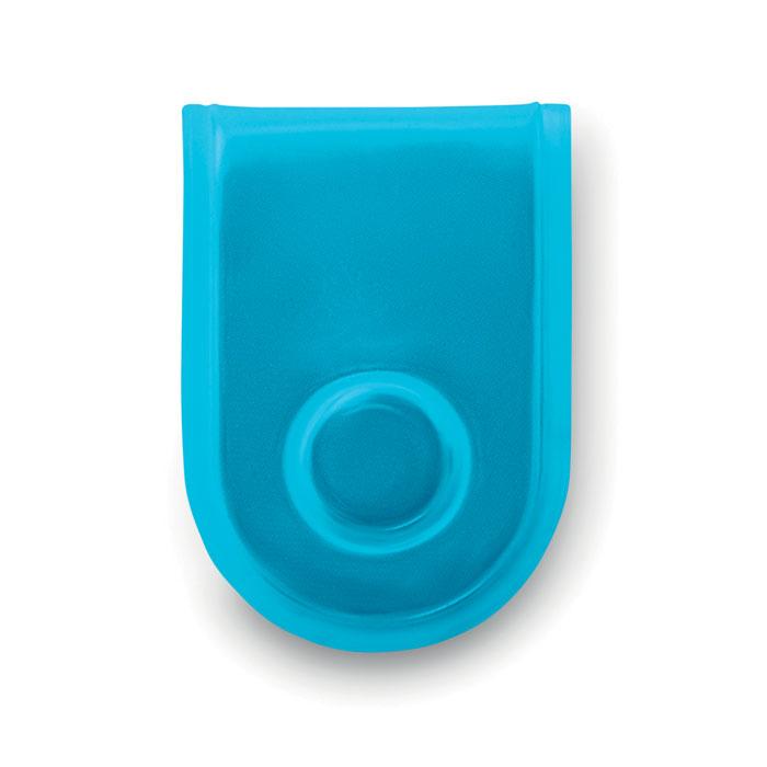 Светодиод безопасности с магнит, бирюзовый