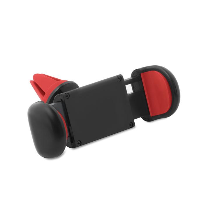 Держатель телефона автомобильны, красный