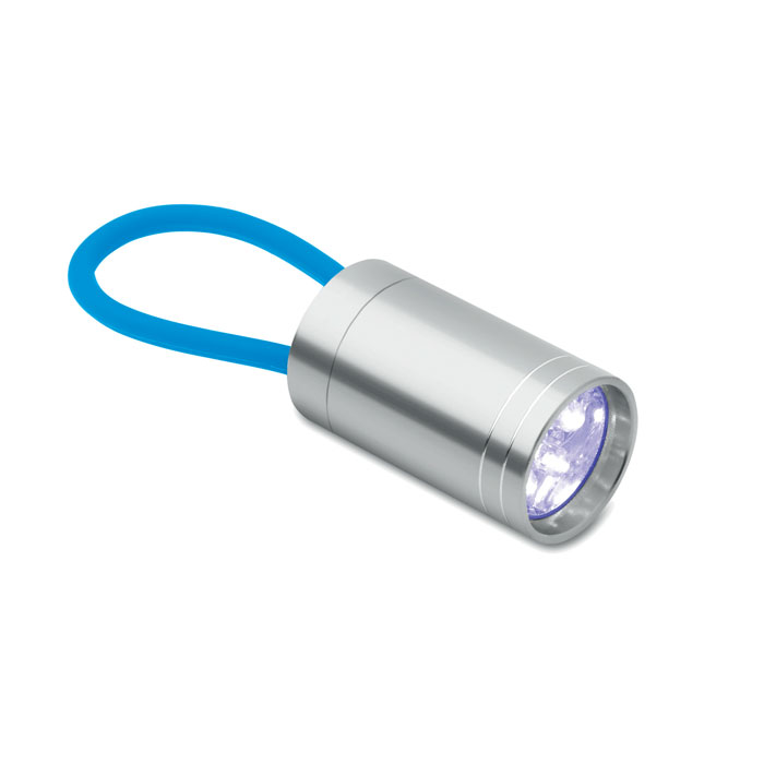 Aluminium torch glow in dark