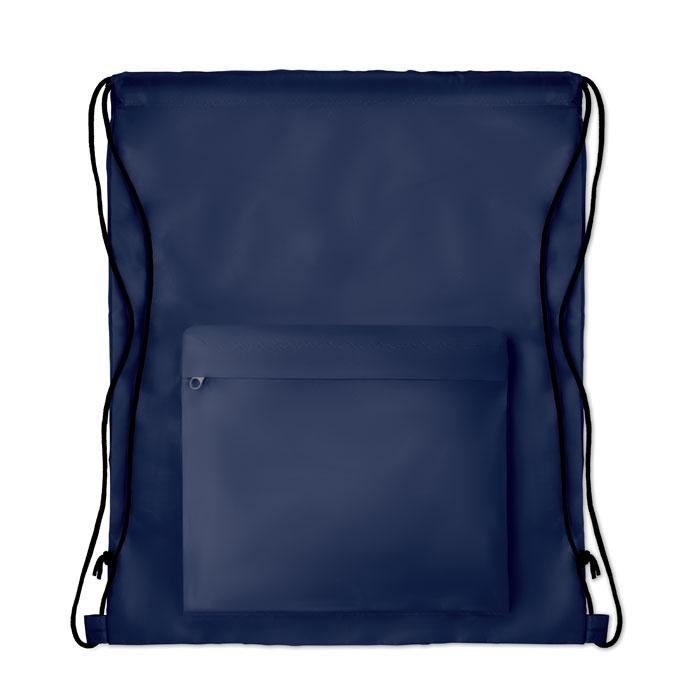 Сумка-мешок, синий