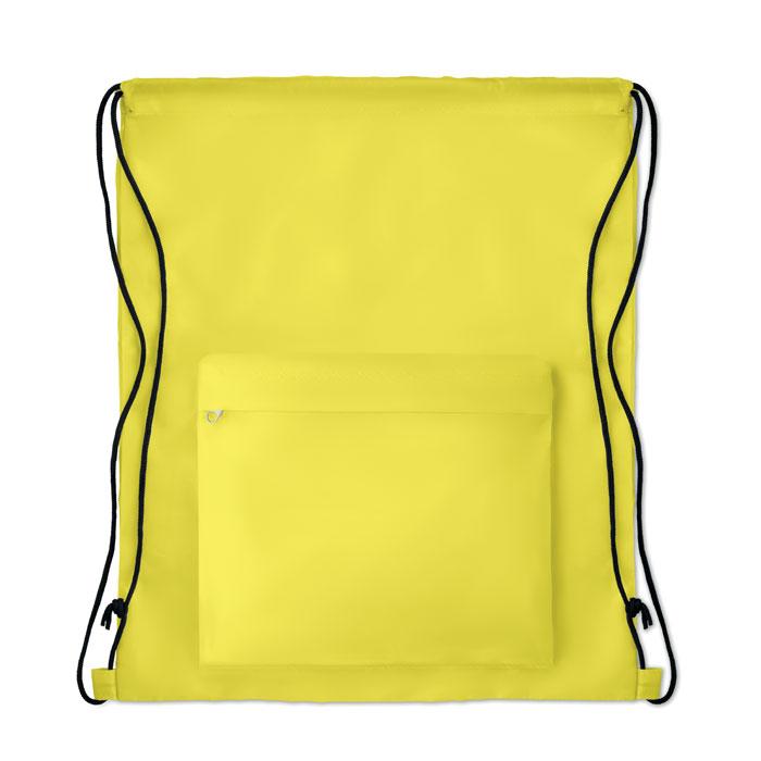 Сумка-мешок, желтый