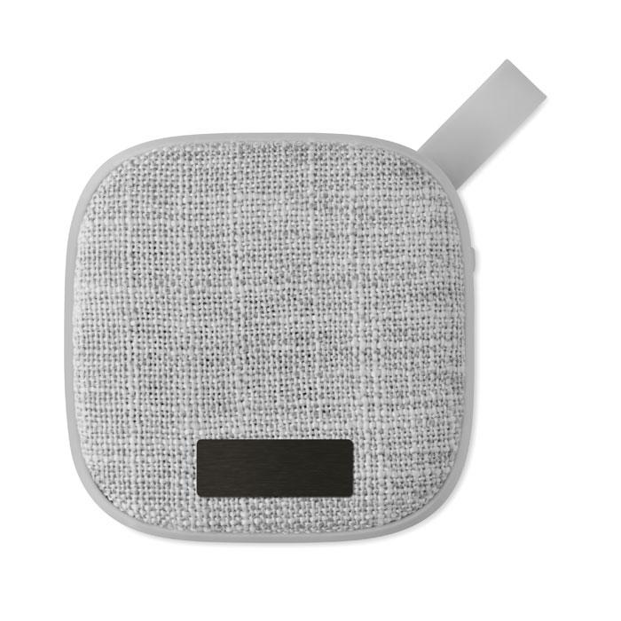 Bluetooth колонка, серый