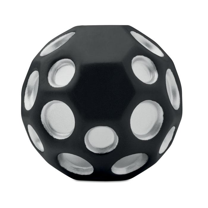 Мяч-антистресс, черный