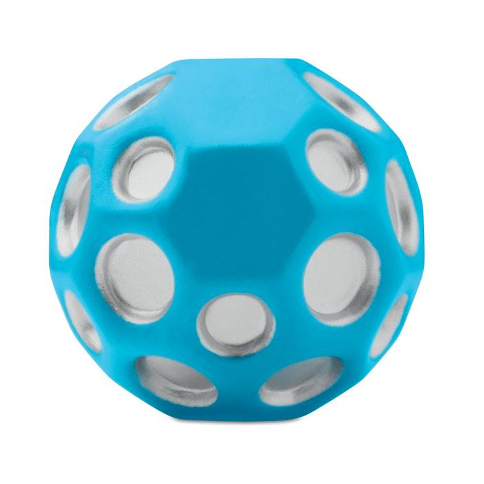 Мяч-антистресс, бирюзовый