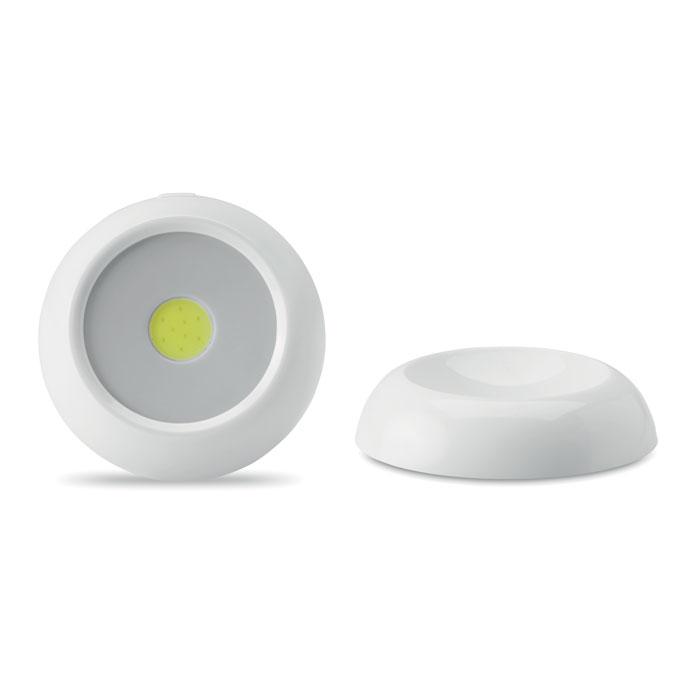 Лампа с поворотом, белый