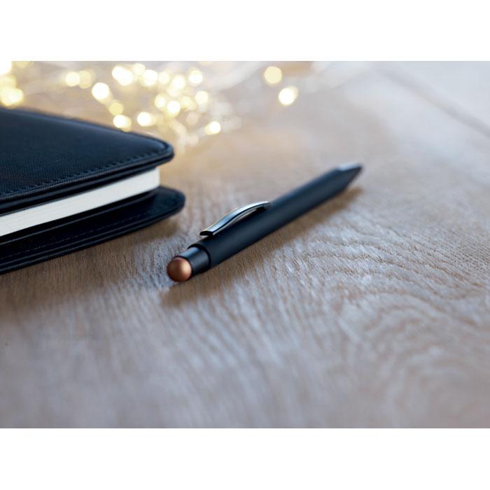 Ручка стилус, цвета шампанского