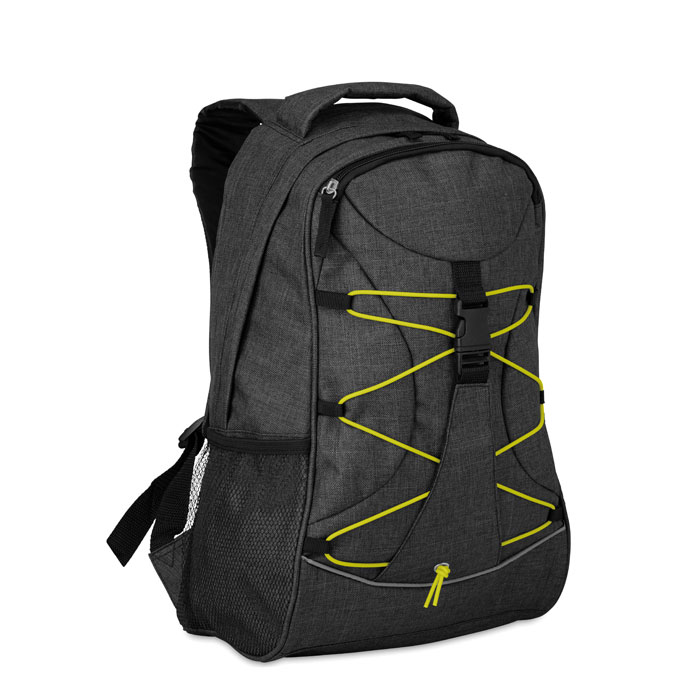 Рюкзак, светящийся в темноте, зеленый-зеленый