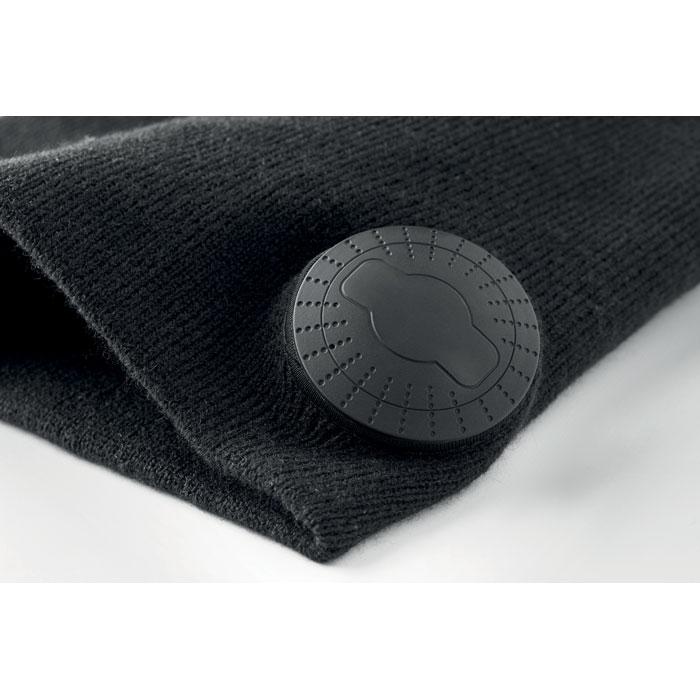 Шапка с Bluetooth наушниками