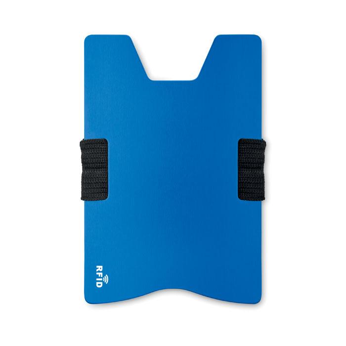 Алюминиевый кард холдер RFID