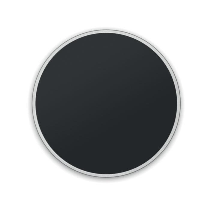 Холдер магнит, серебряный