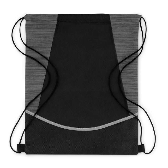 Рюкзак нетканый, черный