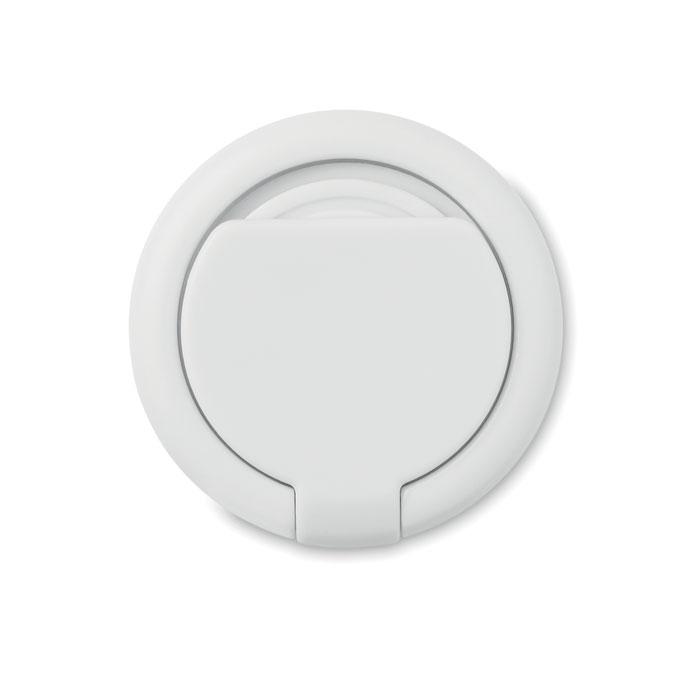 Холдер кольцо для телефона, белый