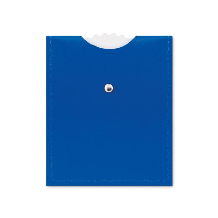 Парковочная карта, синий