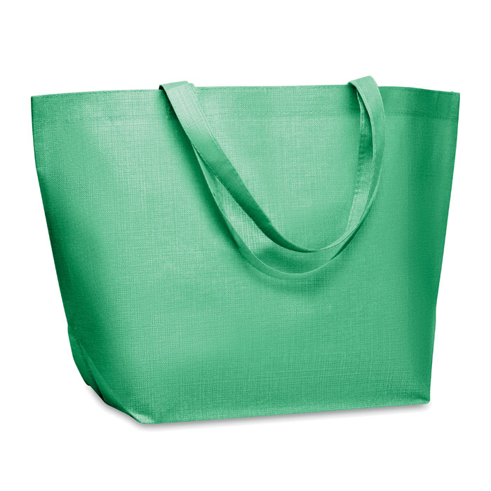 Сумка тканая, зеленый-зеленый