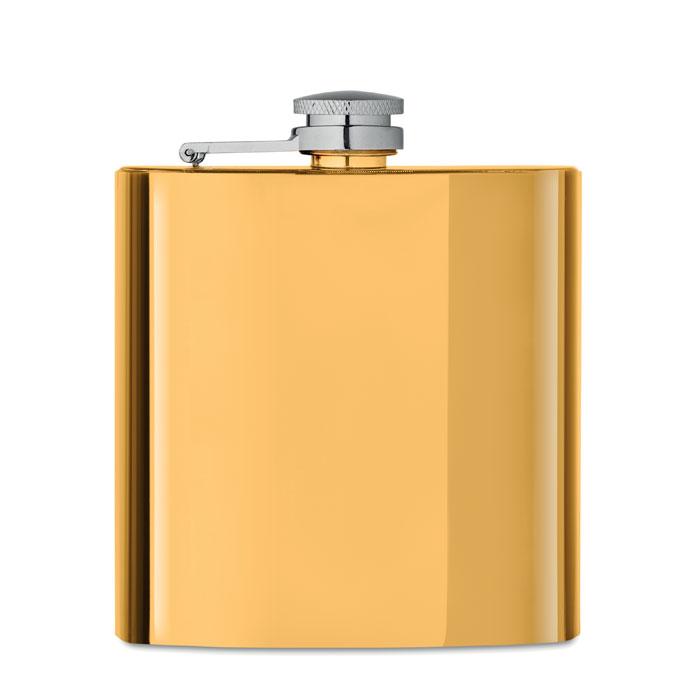 Фляга тонкая, золотой