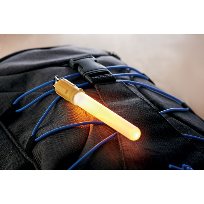 Светящаяся палочка с черным кар, желтый
