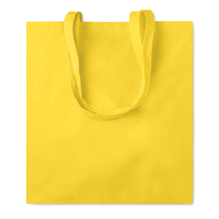 Сумка хлопковая, желтый
