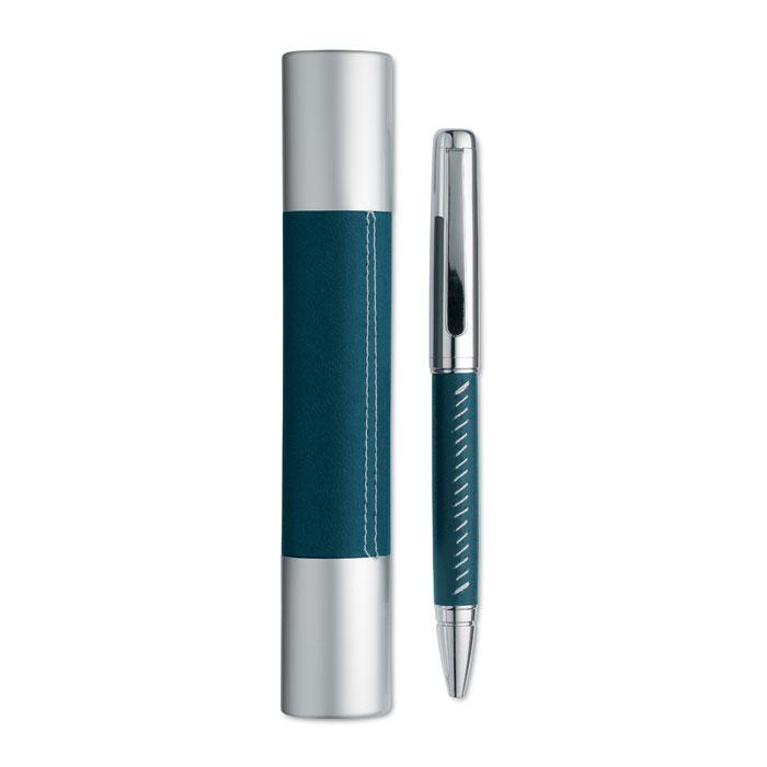 Ручка шариковая, синий