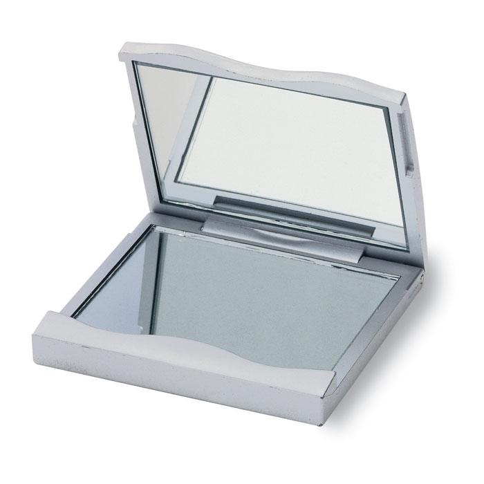 Зеркало, серебряный