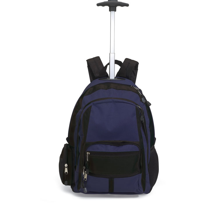 Рюкзак-тележка, черный