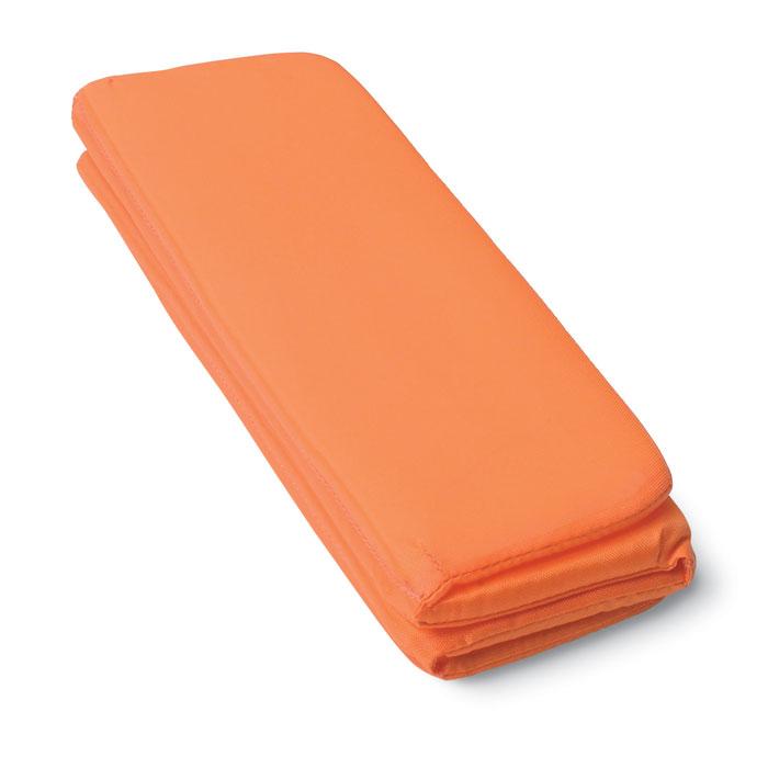 Коврик складной, оранжевый