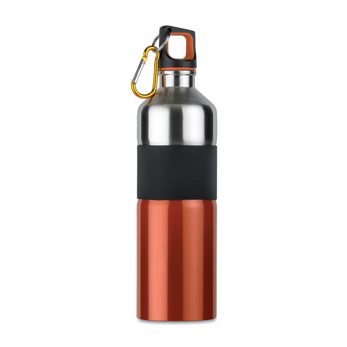 Бутылочка для питья, оранжевый