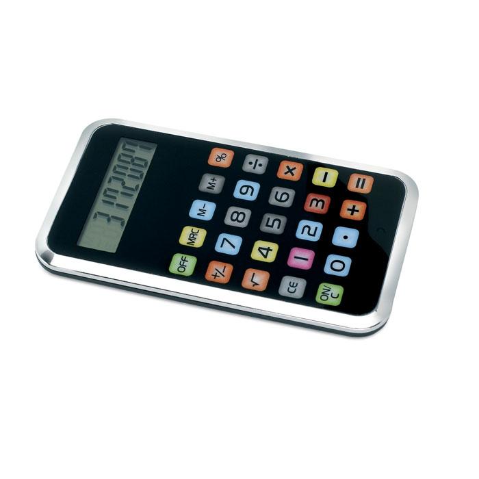 Калькулятор, многоцветный
